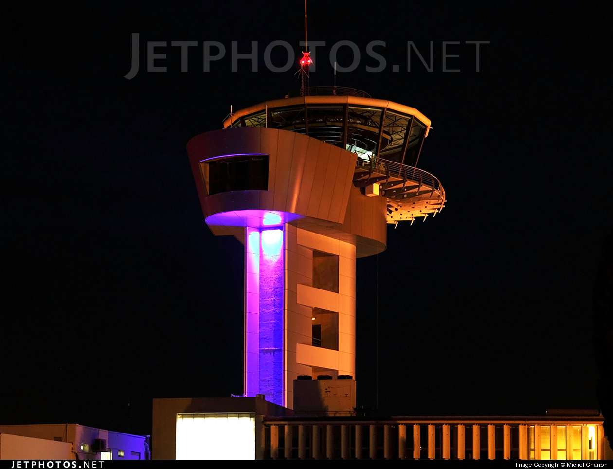 LFKB - Airport - Control Tower