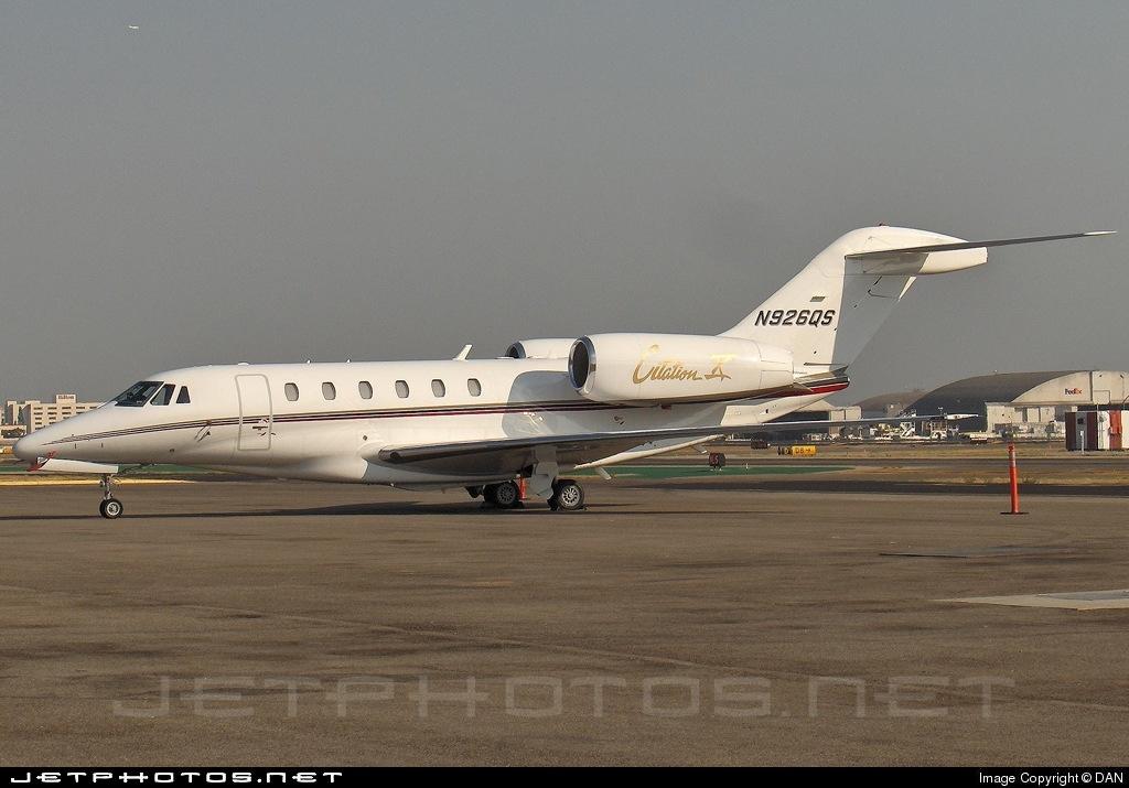 N926QS - Cessna 750 Citation X - NetJets Aviation