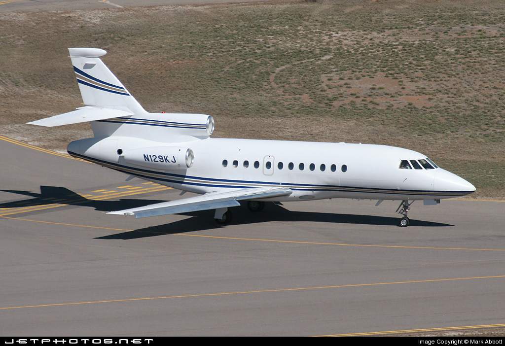 N129KJ - Dassault Falcon 900C - Ohana Aircraft