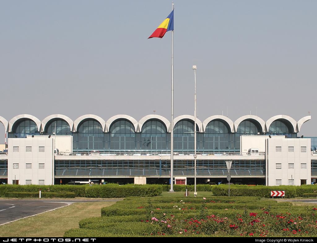 LROP - Airport - Terminal