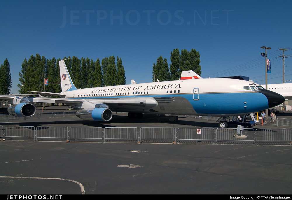 58-6970 - Boeing VC-137B - United States - US Air Force (USAF)