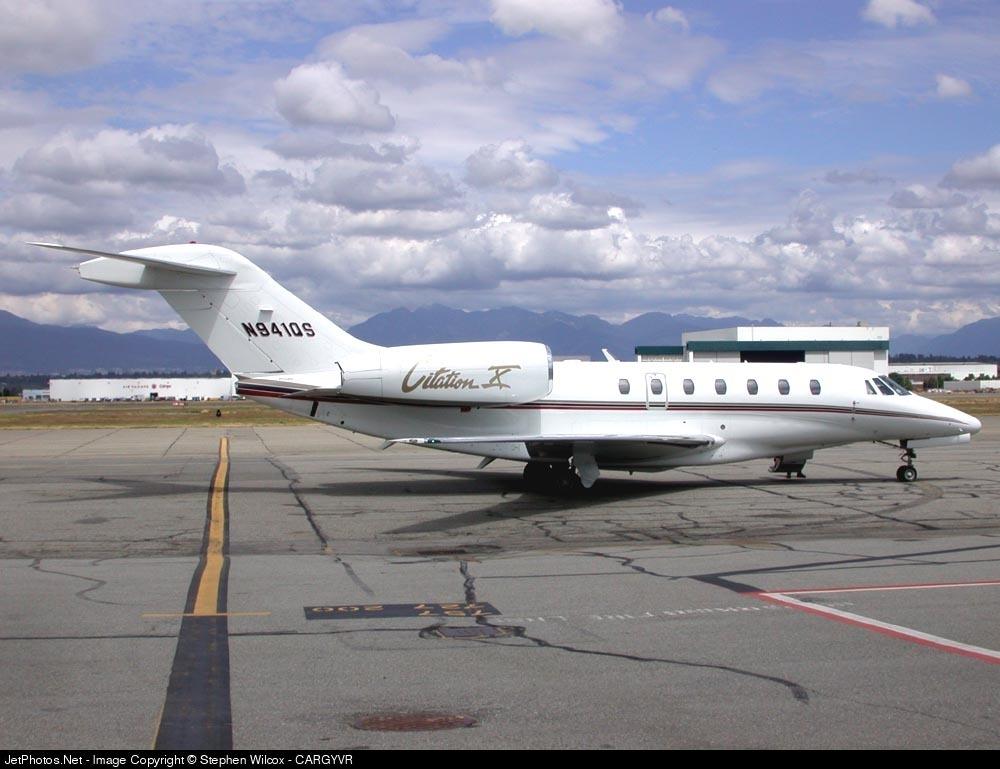 N941QS - Cessna 750 Citation X - NetJets Aviation