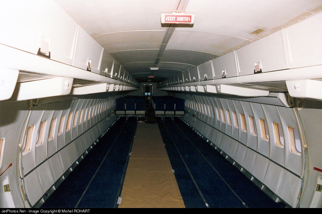 F-BOJA - Boeing 727-228 - Air France