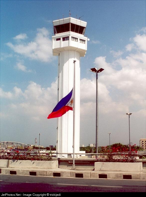 RPLL - Airport - Control Tower