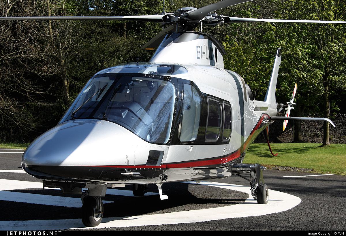 EI-LMK - Agusta A109S Grand - Private