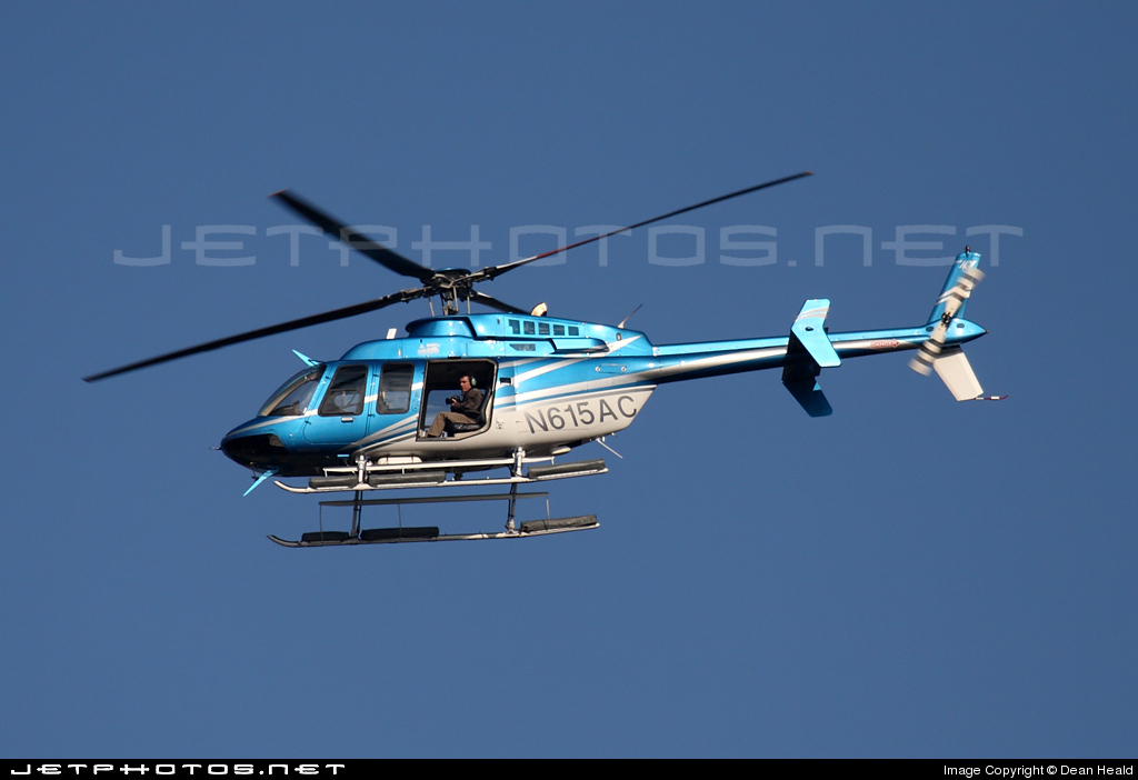 N615AC - Bell 407 - Private