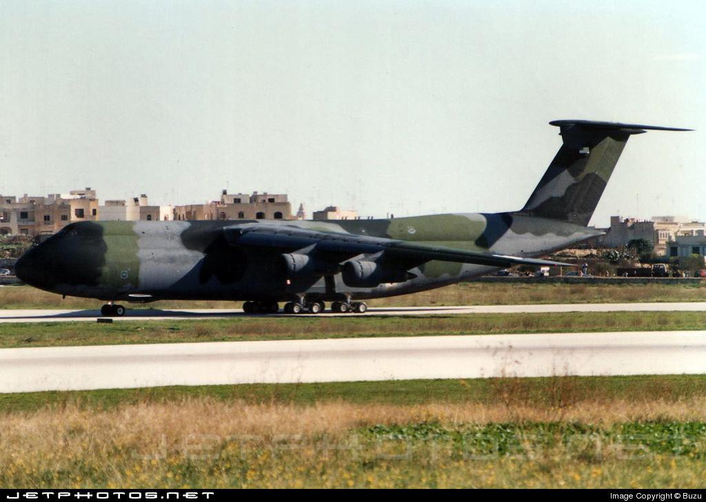- Lockheed C-5 Galaxy - United States - US Air Force (USAF)