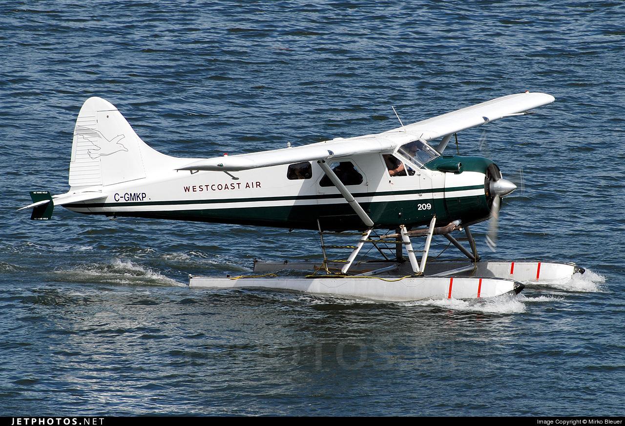 How to take a beaver jet