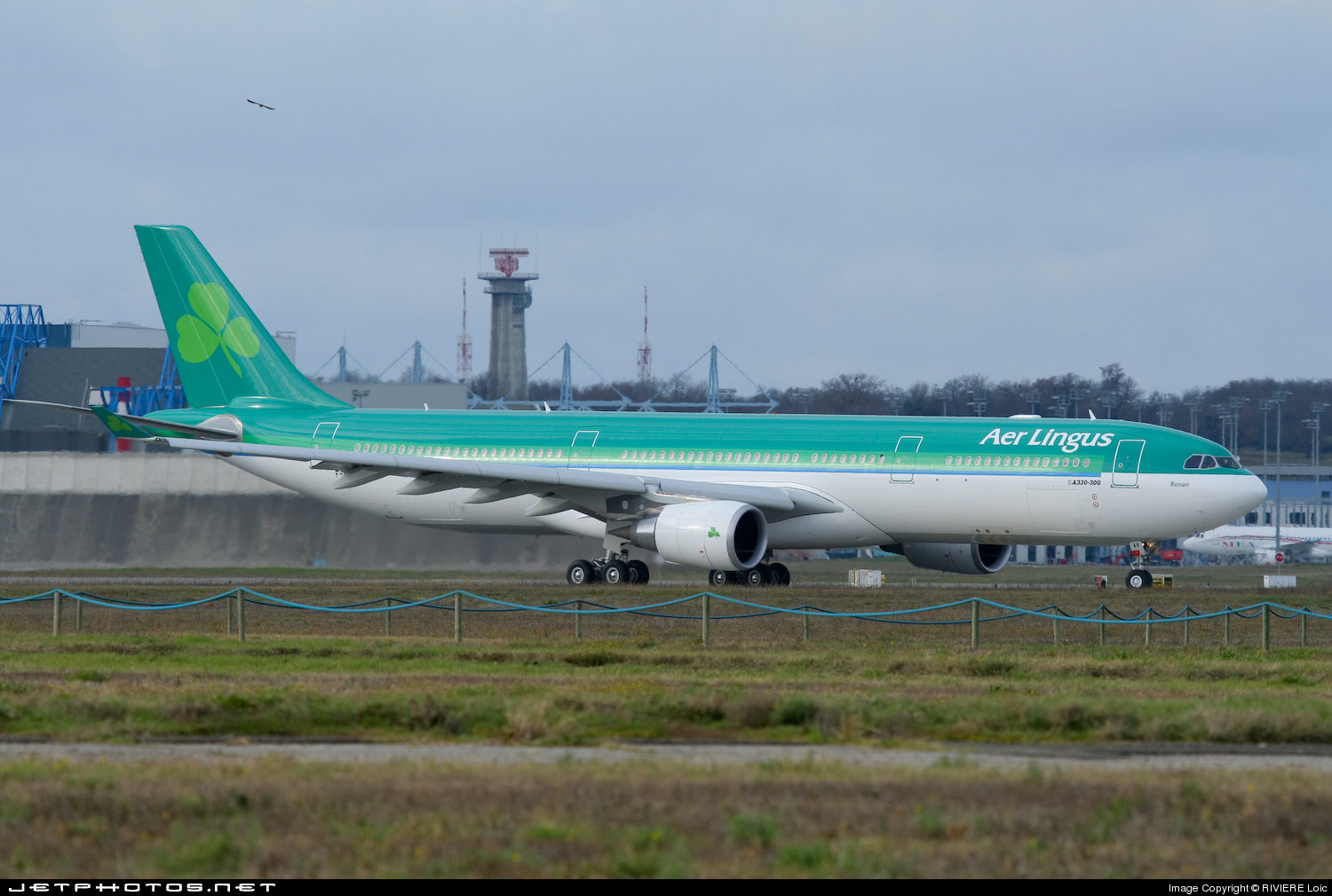 F-WWKF - Airbus A330-302 - Aer Lingus