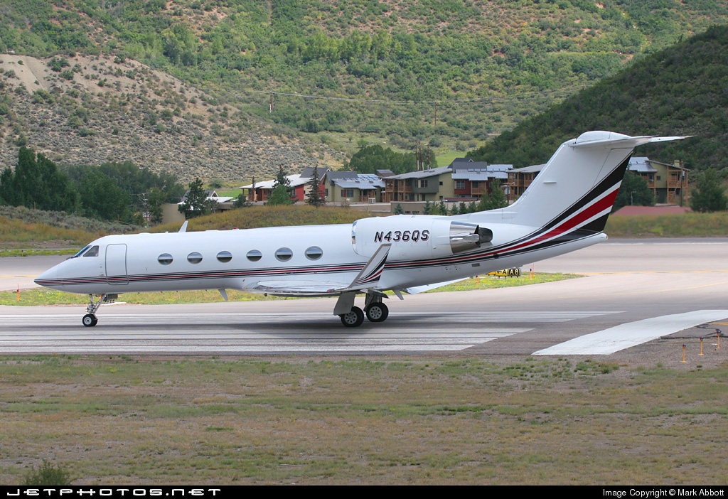 N436QS - Gulfstream G-IV(SP) - NetJets Aviation