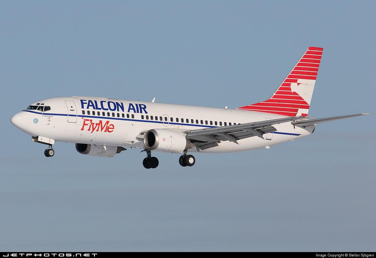 SE-DPB - Boeing 737-33A(QC) - FlyMe