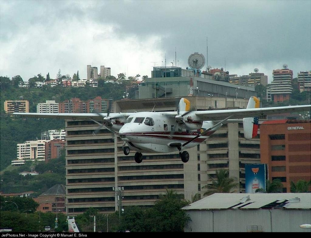 97122 - PZL-Mielec M-28 Skytruck - Venezuela - Air Force