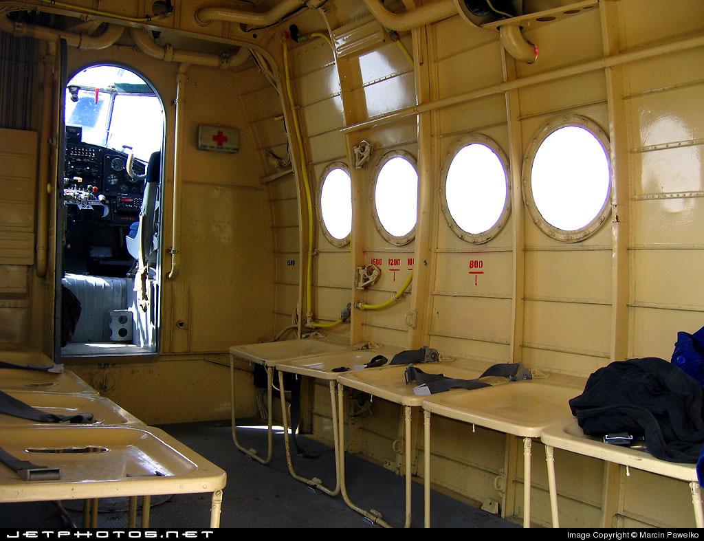 SP-FYX - Antonov An-2 - Private