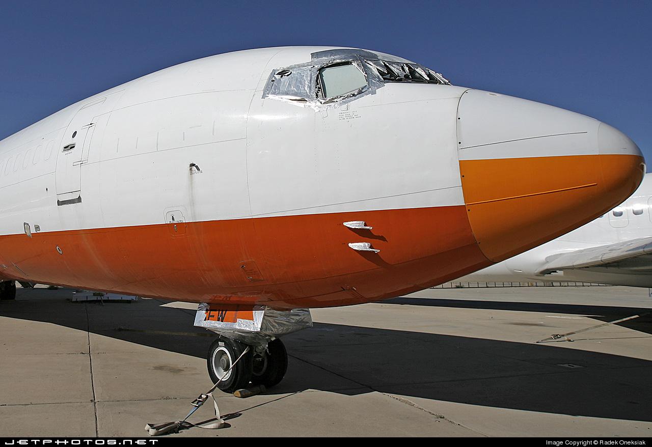 OY-SEW - Boeing 727-287(Adv) - Untitled