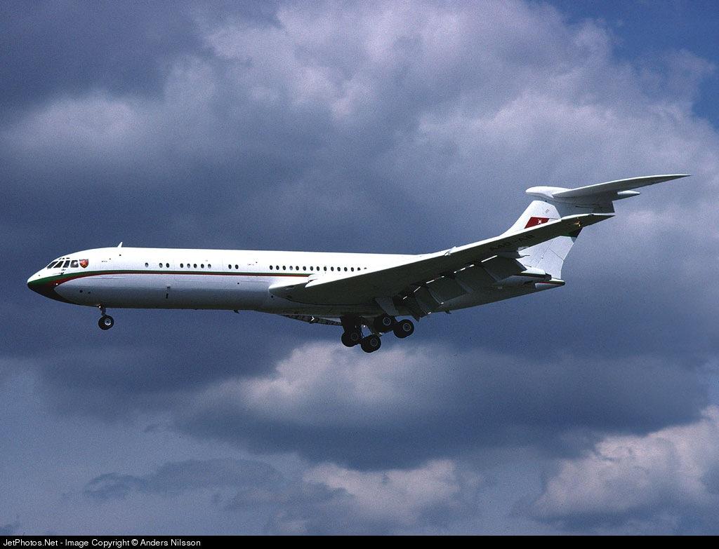 A4O-AB - Vickers VC-10 - Oman - Royal Flight
