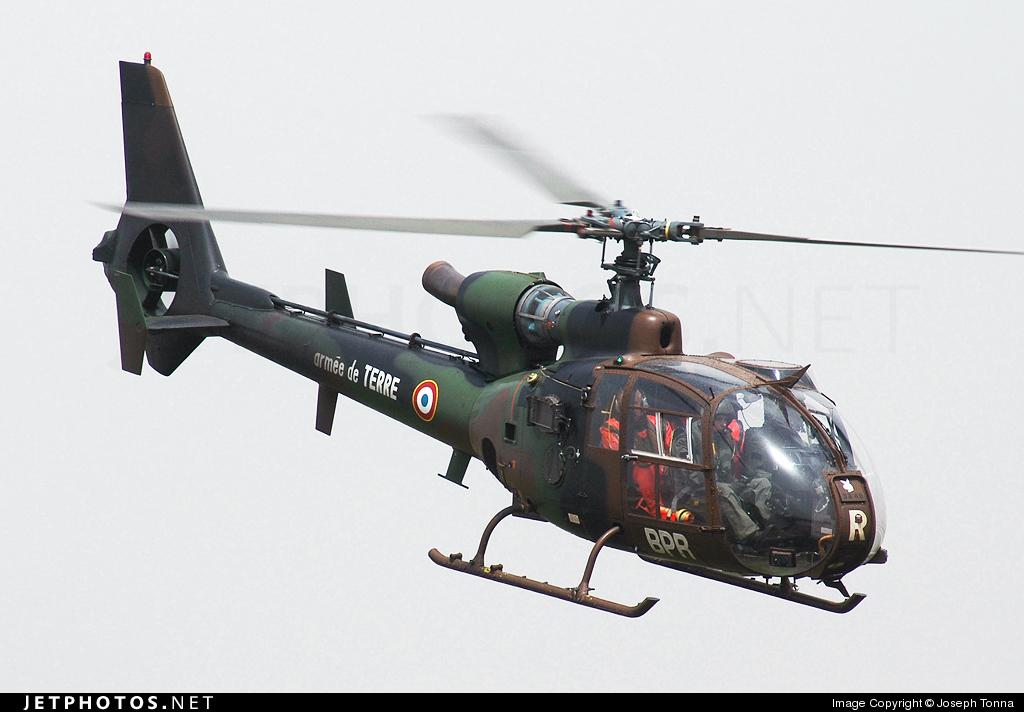 3849 - Aérospatiale SA 342M Gazelle - France - Army