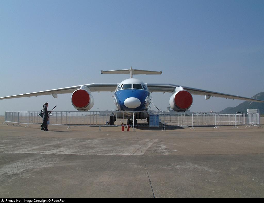 UR-74300 - Antonov AN-74TK-300 - Kharkov State Aircraft Manufacturing Company (KSAMC)