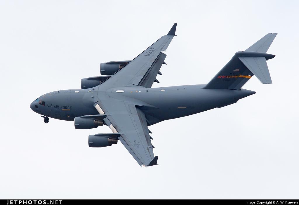 05-5145 - Boeing C-17A Globemaster III - United States - US Air Force (USAF)