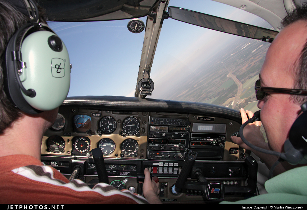 N8331S - Piper PA-28-161 Warrior II - Private