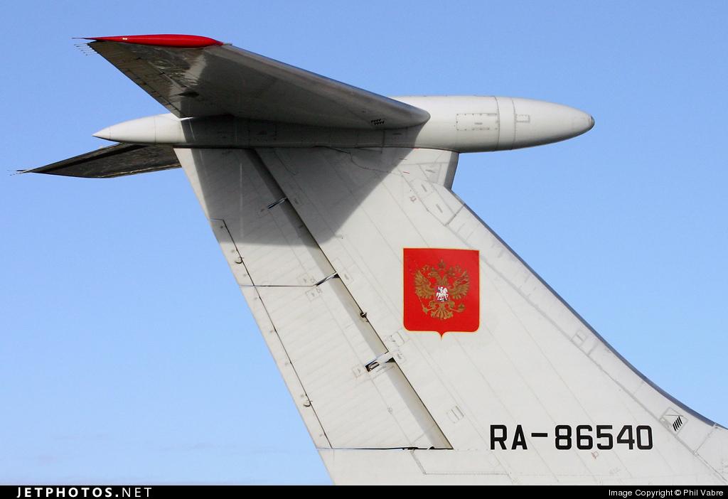RA-86540 - Ilyushin IL-62M - Rossiya - Special Flight Squadron