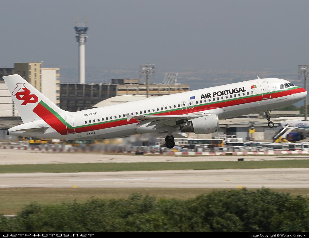 CS-TNE - Airbus A320-212 - TAP Air Portugal