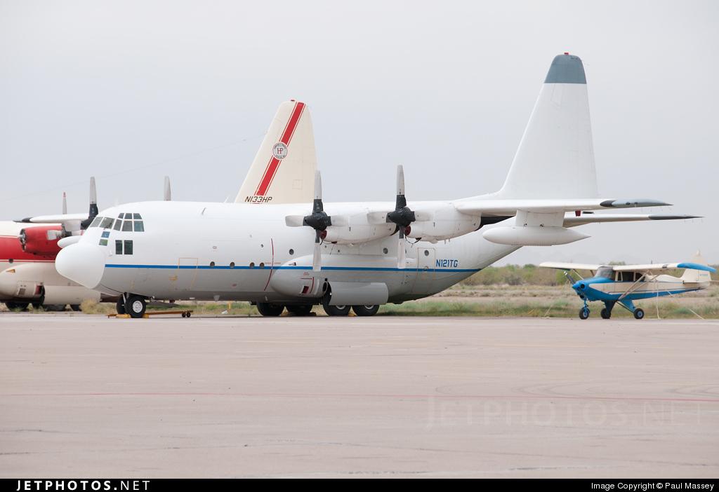 N121TG - Lockheed C-130A Hercules - International Air Response