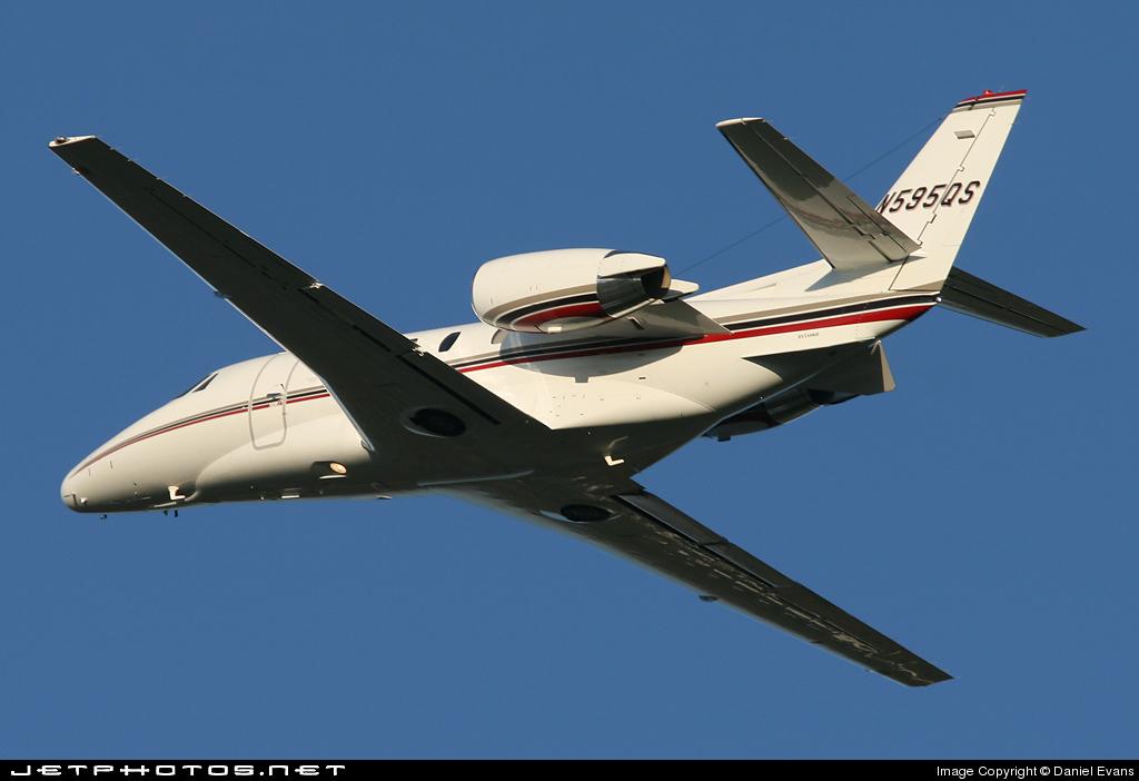 N595QS - Cessna 560XL Citation Excel - NetJets Aviation