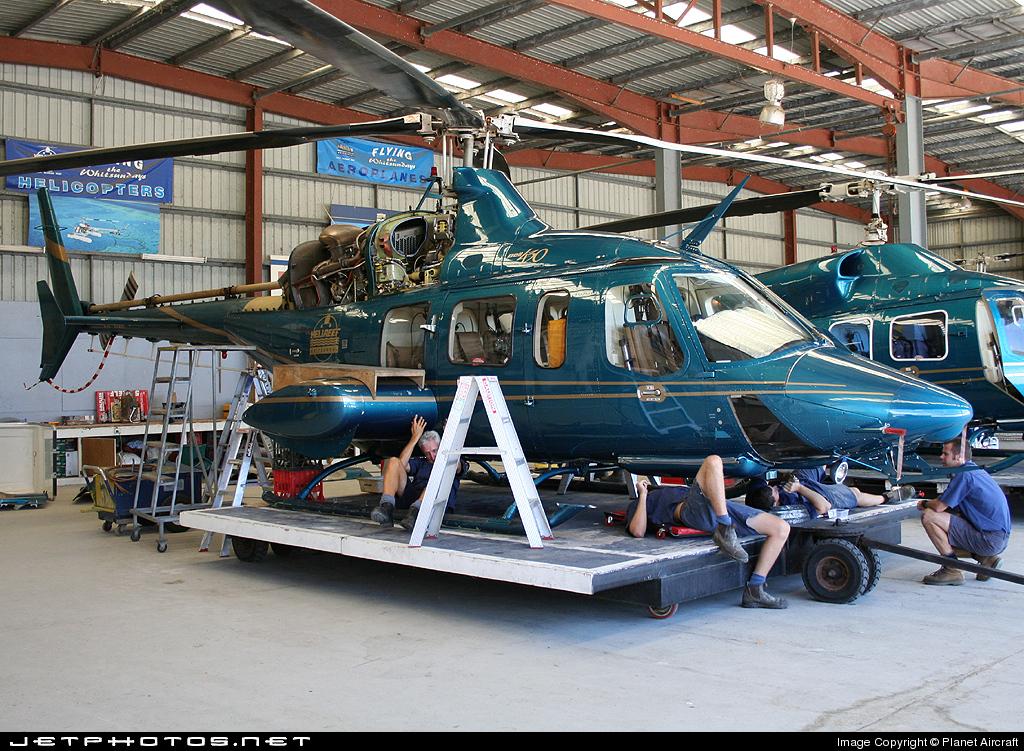 VH-HIA - Bell 430 - Aviation Australia