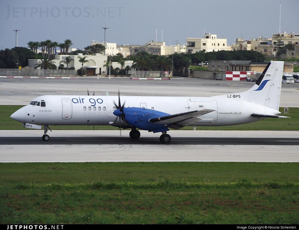 LZ-BPS - British Aerospace ATP-F(LFD) - Air Go