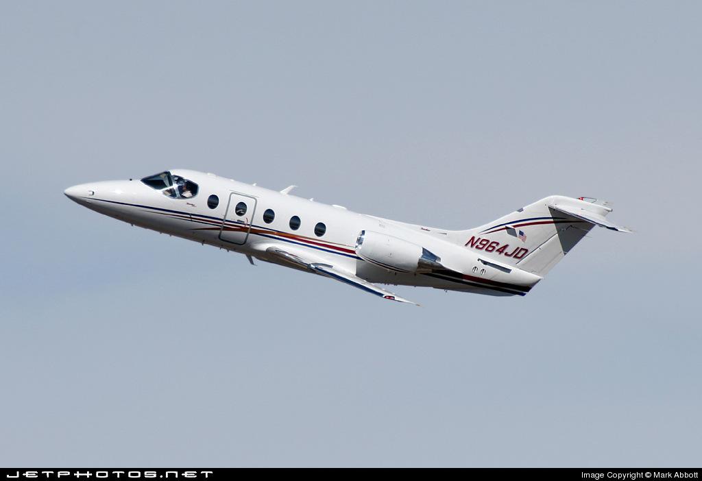 N964JD - Beechcraft 400A Beechjet - Private