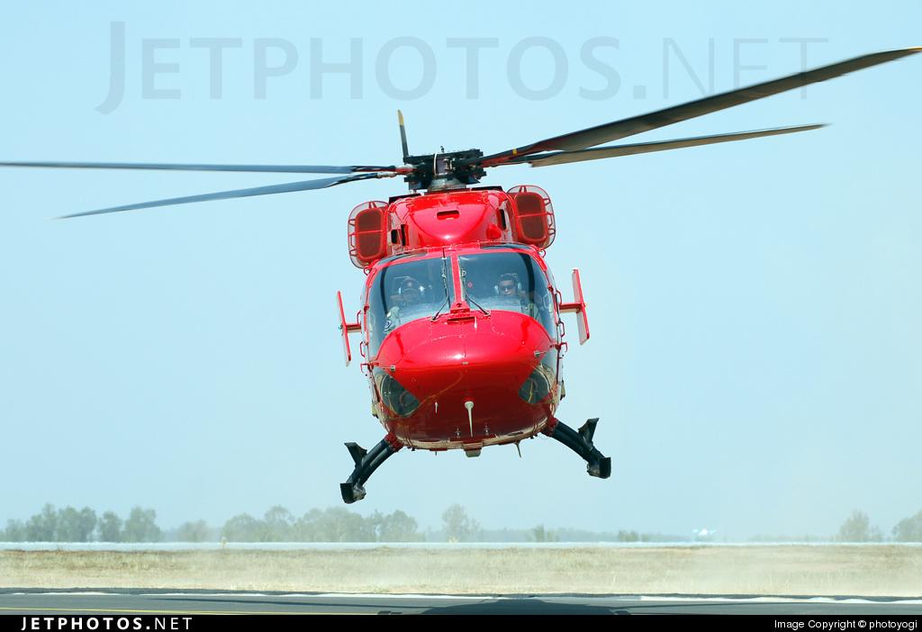 VT-HAM - Hindustan Aeronautics ALH Dhruv - Hindustan Aeronautics