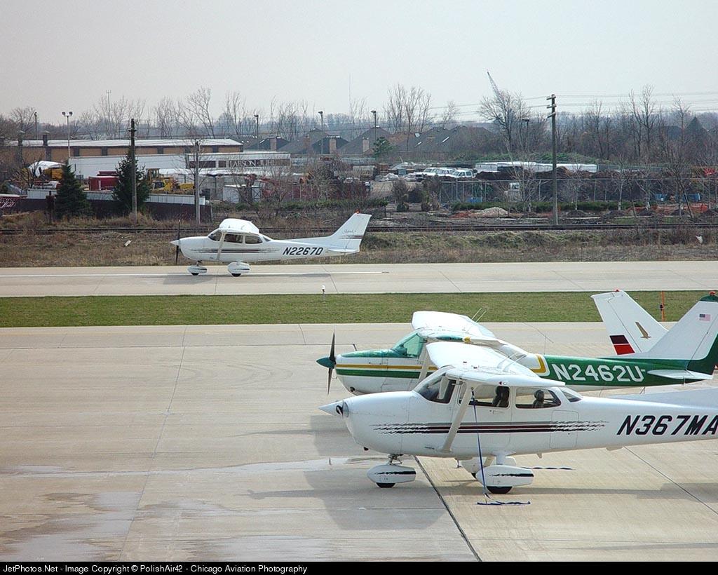 N367MA - Cessna 172R Skyhawk II - Private