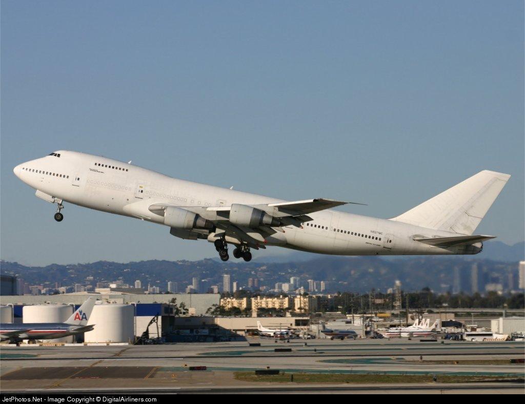 N527MC - Boeing 747-2D7B(SF) - Atlas Air
