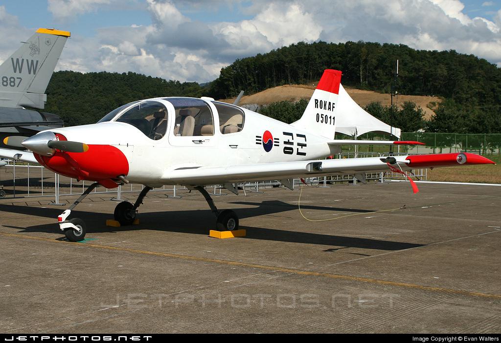 05011 - Ilyushin T-103 - South Korea - Air Force