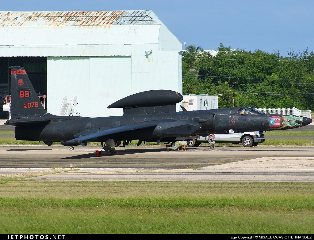 80-1076 - Lockheed U-2S - United States - US Air Force (USAF)