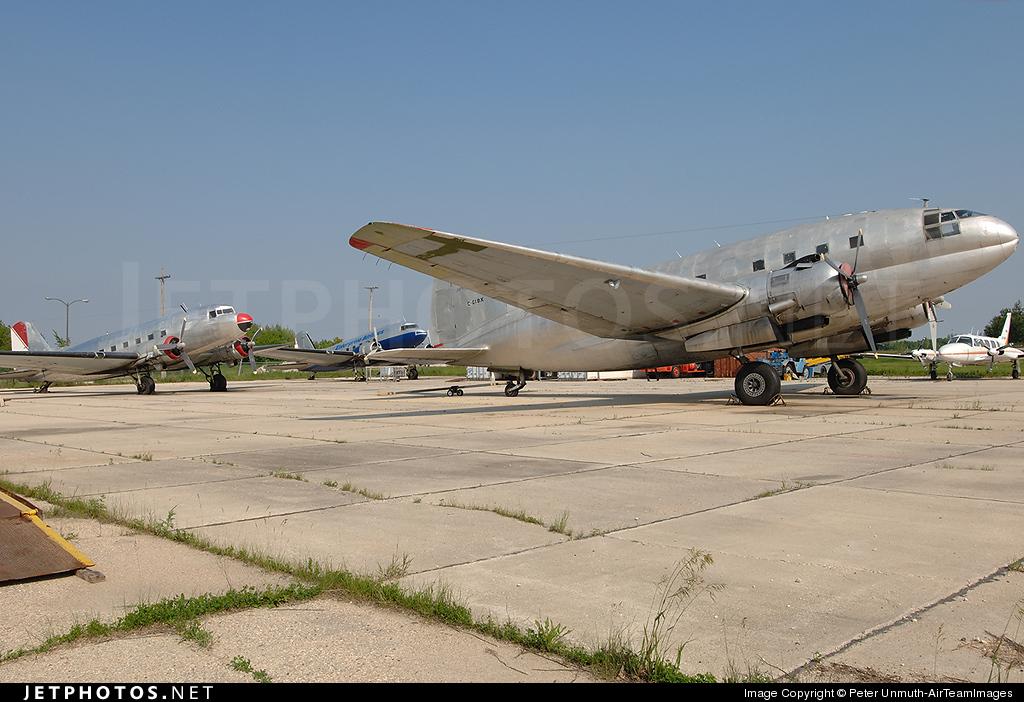CYGM - Airport - Ramp