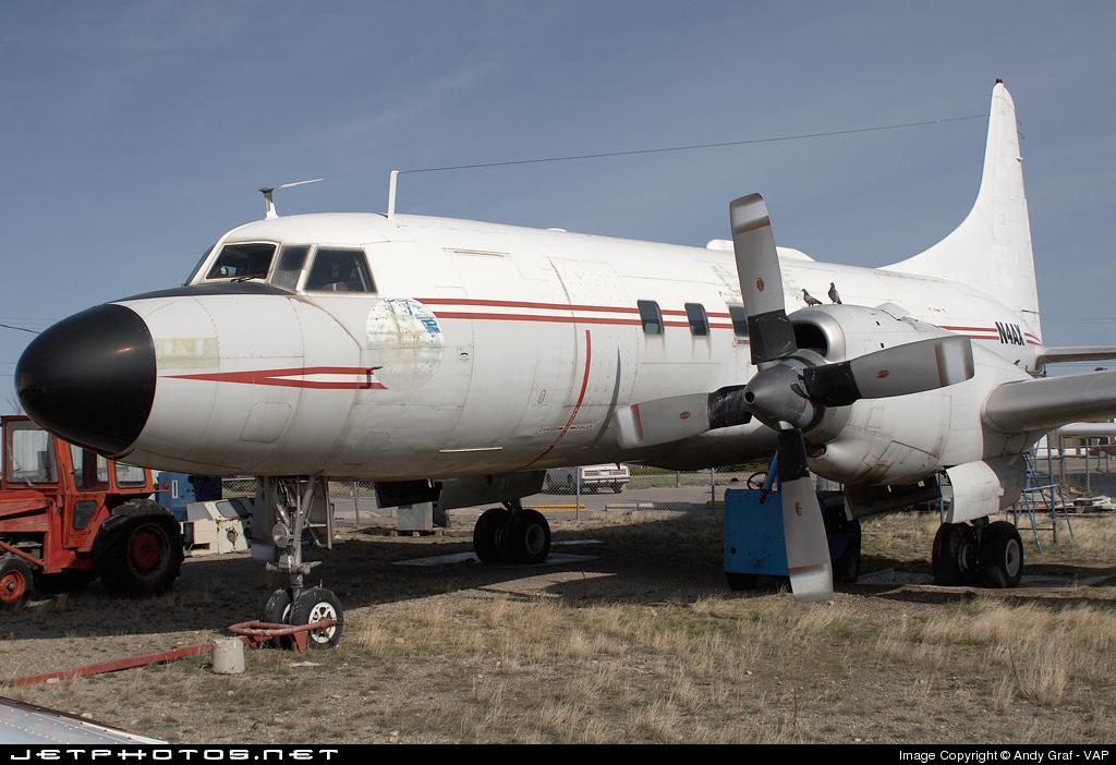 N4AX - Canadair CC-109 Cosmopolitan - Private