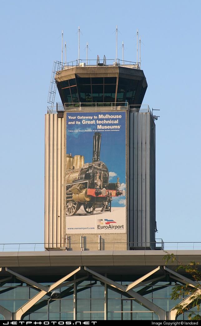 LFSB - Airport - Control Tower