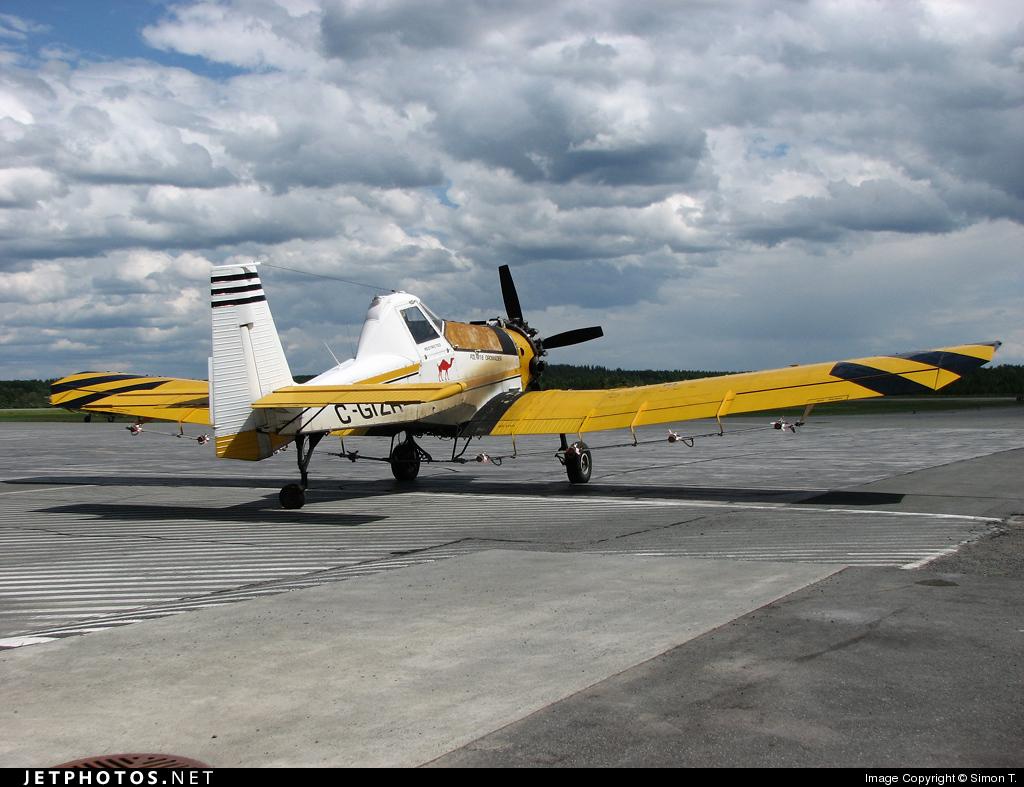 C-GIZR - PZL-Mielec M-18 Dromader - Unknown