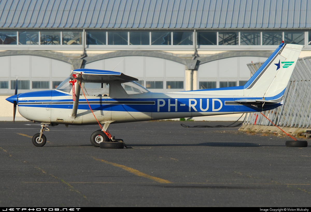PH-RUD - Reims-Cessna F150M - Stella Aviation