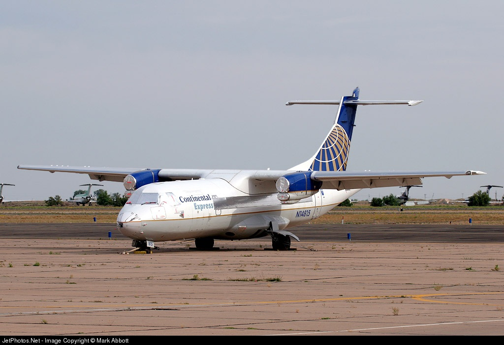 N14815 - ATR 42-320 - Continental Express (ExpressJet Airlines)