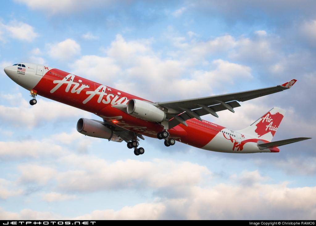 F-WWKR - Airbus A330-343 - AirAsia X