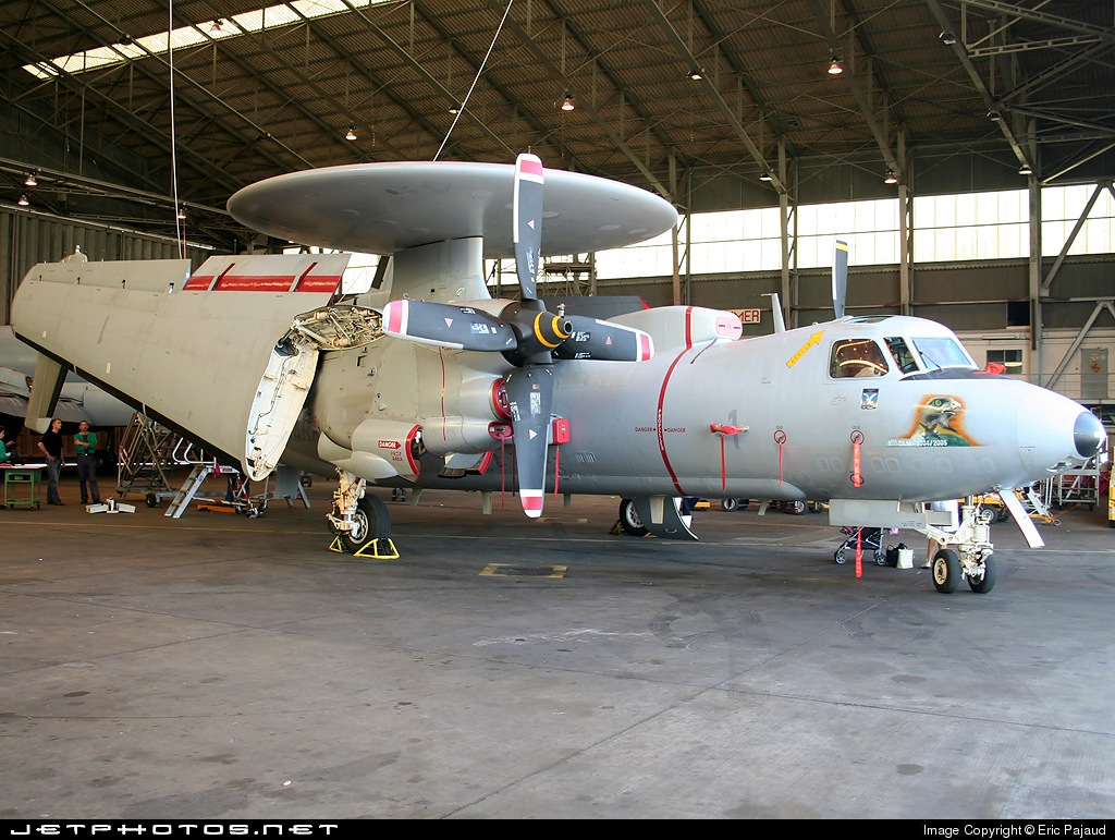 1 - Grumman E-2C Hawkeye - France - Navy