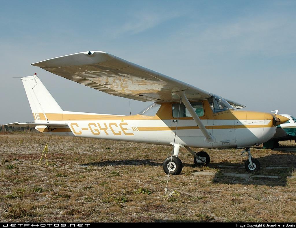C-GYCE - Cessna 150M - Private