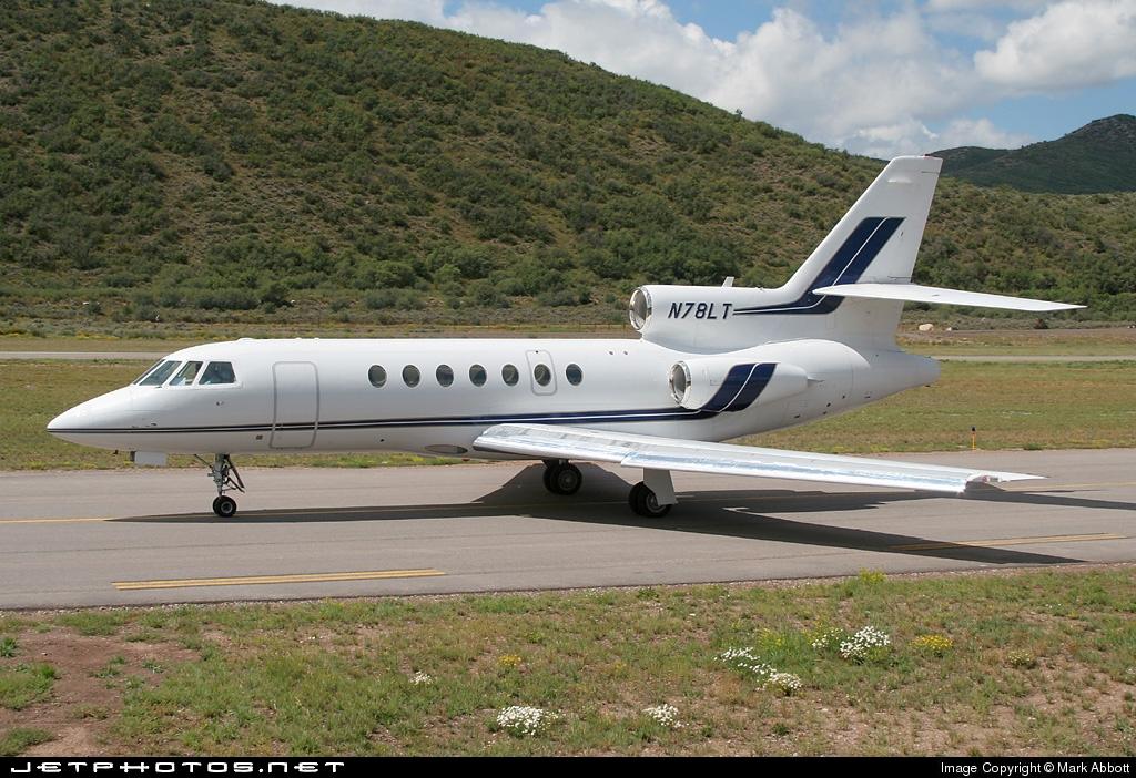 N78LT - Dassault Falcon 50 - CFS Air