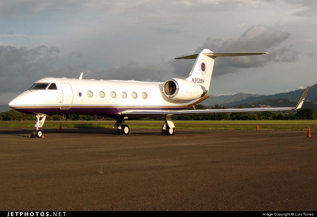 N352BH - Gulfstream G-IV - Private