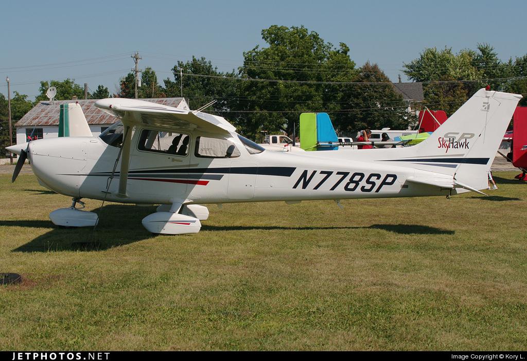 N778SP - Cessna 172S Skyhawk SP - Private