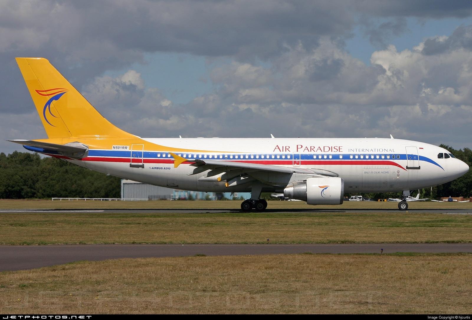 N501RR - Airbus A310-324 - FedEx