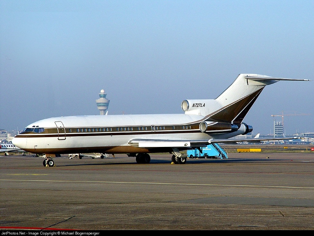 N727LA - Boeing 727-21 - Fun Air