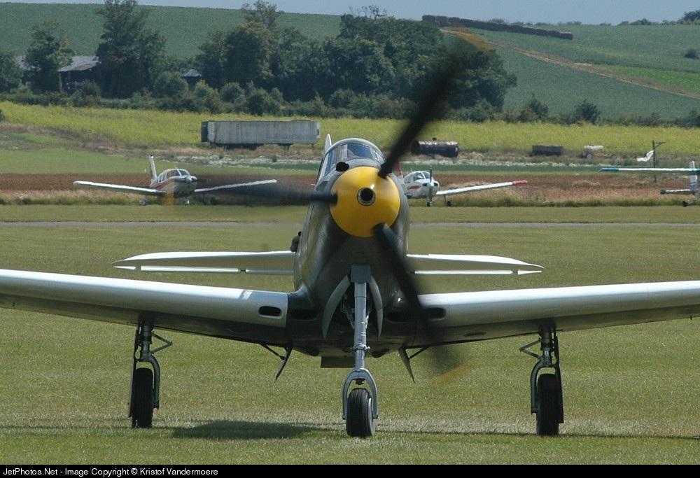 N139DP - Bell P-39Q Airacobra - Private